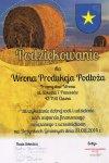 Wsparcie finansowe dla Dożynek Gminnych w sołectwie Panoszów zorganizowanych w  dniu 31 sierpnia 2014r.,