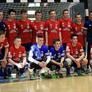 Futsalowcy z Pszczyny na Mistrzostwach Polski U-18