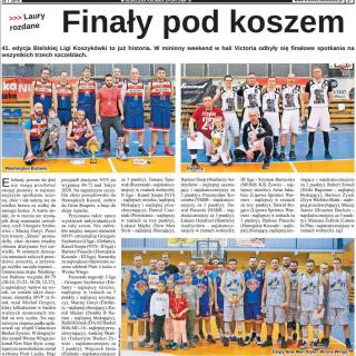 Mistrz II Ligi Bielskiej Koszykówki!